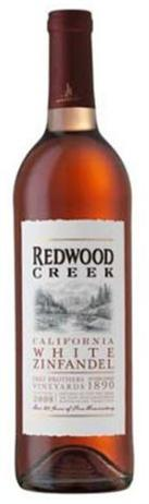 Redwood Creek White Zinfandel